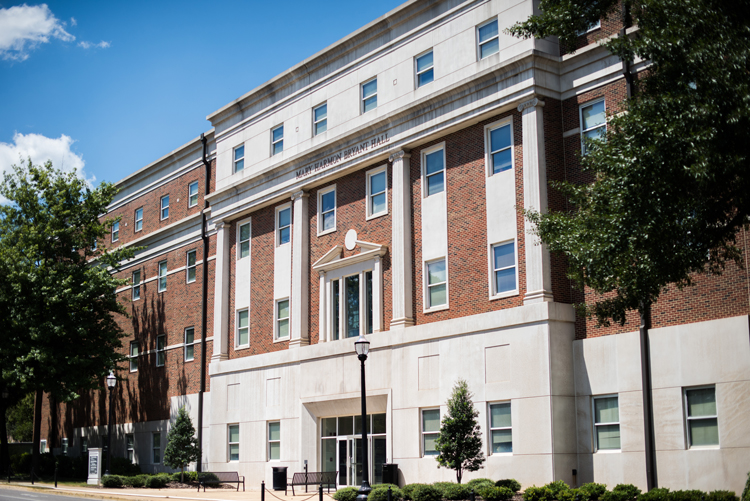 Mary Harmon Bryant Hall